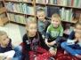 Grupa III i V na zajęciach w Miejskiej Bibliotece Publicznej nr 1 w Kielcach