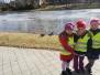 Grupa IV szuka wiosny w parku