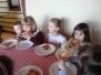 Grupa IV w Pizzerii Dominium
