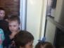 Grupa V zwiedza kuchnię