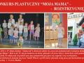 "Konkurs plastyczny ""Moja Mama"""