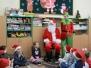 Spotkanie z Mikołajem- grupa V