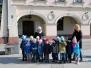 """""""Podążając za wielkanocnym zajączkiem"""" -  czyli grupa II w Muzeum Dialogu Kultur"""