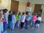 Przedszkolaki z Grupy V na Świetlicy szkolnej